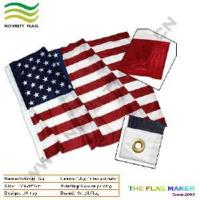 Buy cheap Printed or Embroidered American National Flag (NF05F08003) product