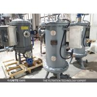 Buy cheap Continuous Filtration Motor Scraper Automatic Clean Filter for Syrup Filtration product