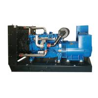 China 100kw 50hz Weichai water cooled open type Diesel Generator with Brushless Alternator on sale