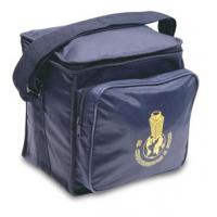 Buy cheap Embroidered water bottle fashion cooler bag with shoulder strap product