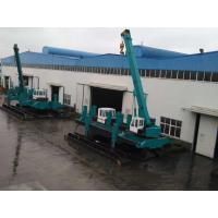 Buy cheap 80ton to 120ton Hydraulic static pile driver  for precast pile for piling foundation wihout noise and vibration product