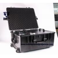 Buy cheap High Power GPS,WIFI , Mobile Phone UHF VHF Multi Band Jammer (Waterproof and shockproof design) product