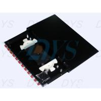 Buy cheap 1U Height Fiber Optic Odf FC Slidable Type LC Duplex Port For ST product
