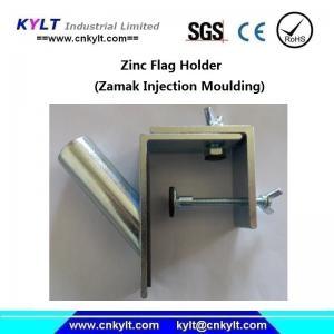 China Chrome Plating Flag Holder Bracket wholesale