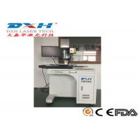 Buy cheap Metal Knife Handle Automatic Laser Marking Machine With X Y Axis Working Table product