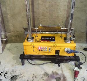 Buy cheap EZ RENDA Wall Rendering Machine For Cement Plastering 220V 50HZ 60HZ product