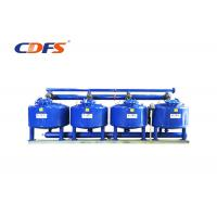 Buy cheap Manual / PLC Multimedia Filter Backwash , High Pressure Automatic Screen Filter  product