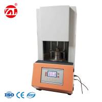 Buy cheap Digital Type Rubber Mooney Viscometer , Electronic Universal Tensile Machine ASTM-D2084 product