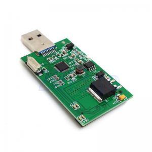 "Buy cheap 1.8 ""Mini PCI-E mSATA USB3.0 Adapter Card Conveter externe SSD PCBA carte HG product"