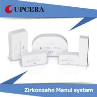 Buy cheap High Translucency Zirconia HT White Blank Manual System 1400Mpa Bending Strength product