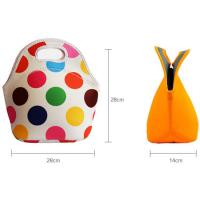 Buy cheap 30cm*30cm*16cm Size and Food UseType Neoprene Lunch Tote bag for adult. product