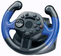 Buy cheap Mini Wired USB Laptop Steering Wheel With Vibration product