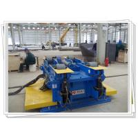 Buy cheap 3D Adjustable Hydraulic Fit Up Rotator With CE For Wind Tube Tower Growing Line from wholesalers