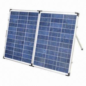 China Portable Solar Panel, 60W on sale