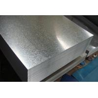Buy cheap Regular, Minimized Or Big Spangle Hot Dipped Galvanized Steel Sheet With JIS G3302 SGCC product