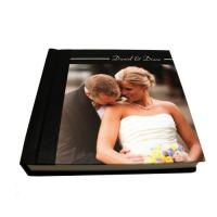 Buy cheap Cool 6 x 8 Baby / Friends Acrylic Cover Photo Album With Oxidant Resistant from wholesalers