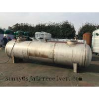 Buy cheap Underground Heating Oil Fuel Container Tanks , Underground Gasoline Storage from wholesalers