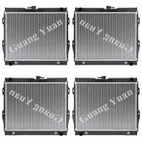 Quality 2.4D 1985 - 1991 Toyota 4runner Radiator Replacement OEM 16400-35090 DPI 945 for sale