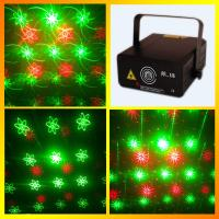 Buy cheap 2016 DJ nightclub party mini laser light M-15 140mw Red&Green stage laser lighting Factory wholesale product