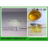 Buy cheap Raw Testosterone Propionate Anabolic Steroid Powder Test P for Bodybuilder product
