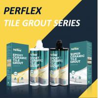 Buy cheap Antibacterial Sanded Tile Grout For Outside Tiles CE / RoHS Approval product