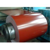 China Hot Rolled Prepainted Galvanized Steel Coil Building Material Prime 3mt - 8mt on sale