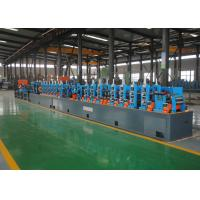Buy cheap High Precision ERW Tube Mill / Straight Seam Welded ERW Pipe Mill Machine product
