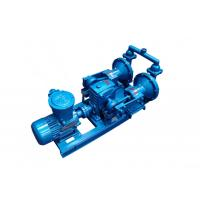 Buy cheap Cast Iron Membrane Pumps Electric Motor Driven Water Pump Compact Structure from wholesalers