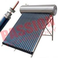 Buy cheap 200L Heat Pipe Evacuated Tube Solar Collectors product