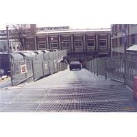 China Size Custom Welded Steel Bar Grating / Rust Resistance Galvanized Walkway Grating on sale