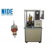 China Armature Commutator Fusing Machine 50 - 60 Hz Rated Frequency Air Water Cooling on sale