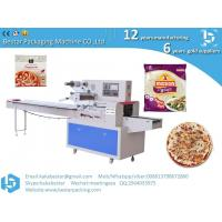 Buy cheap Fresh shrimp pineapple pizza Hawaiian style pizza stainless steel packaging machine product