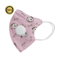 Buy cheap BFE 90 Kn90 Cotton Kids Particulate Respirator Mask product
