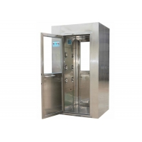 Buy cheap CE Intelligence Class 100 Cleanroom Air Shower Stainless Steel product