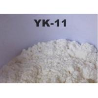 Quality Sarms YK11 Selective Androgen Receptor Modulator For Bodybuilder No Negative Side Effects for sale