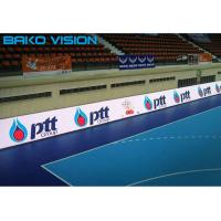Buy cheap P10 Outdoor Stadium Perimeter LED Screen For Sports Event High Refresh LED Panel product