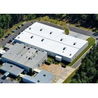 Buy cheap Gable Frame Pre Engineered Steel Structure Warehouse With Insulated Wall Panel product