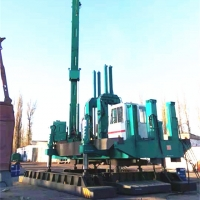 Buy cheap High Performance Hydraulic Piling Machine / Pile Foundation Equipment product
