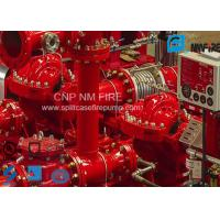 Buy cheap Horizontal Diesel Engine Driven Fire Pump Centrifugal 1500GPM@140PSI product