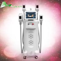 China Supplier of cryolipolysis slimming machine 4 cryo handles  fat reduction device