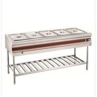 Buy cheap Bain Marie Table Set Stainless Steel Knockdown Series product