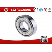 Buy cheap 6201zz Electric Motor Deep Groove Ball Bearings , Durable Abec 1 Bearings from wholesalers