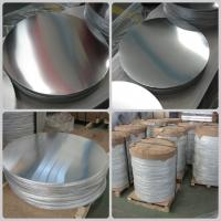 Buy cheap Non-stick Painting 1100 1060  1050 3003 Aluminium Circle for Cookware 200 - 1000mm Dia product