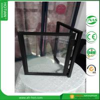 Quality 2017 Latest Design Steel Security Windows Steel Fixed Grid Window for sale