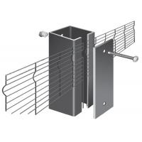 Buy cheap galvanized 358 high security wire fence from wholesalers