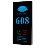 Buy cheap Electronic Door Number Electronic Hotel Door Plate  Hotel Energy-Saving Switch product