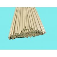 Buy cheap Chemical Resistance PEEK Rods Khaki For Bushes / Metering Pumps product