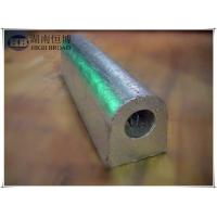 China High Potential Cast AZ63C Magnesium Anodes Cathodic Protection OEM on sale