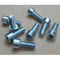 Buy cheap Zinced Stainless Steel Bolts and Nuts / socket head bolts For go kart product