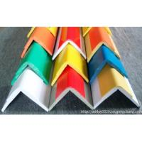 Quality 50x50mm PVC Corner Guards/soft/white/wall material/white/any color available for sale